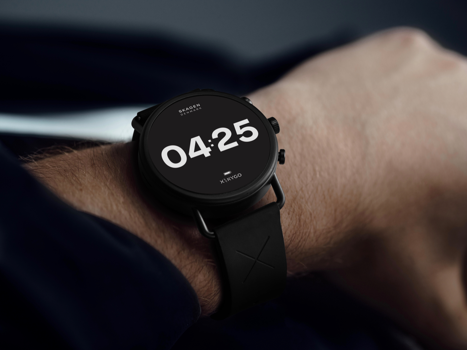 Falster 3 : Skagen lance sa nouvelle montre connectée design